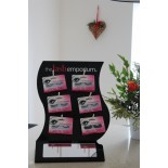 Product Stand (Optional extra to Salon / Retail Packages)